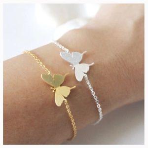 Jewelry - Cute Children Beautiful Butterfly Charm Bracelets